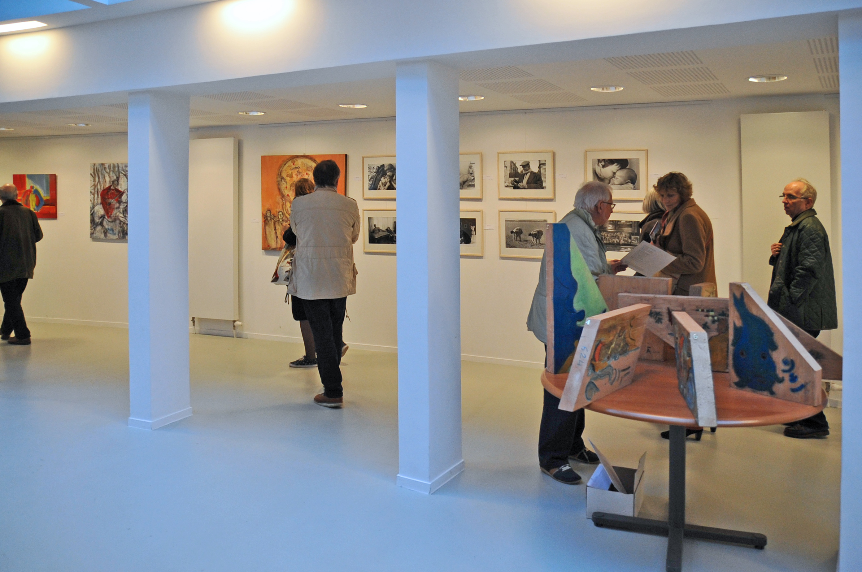 rencontre des arts st-jean sur richelieu 2011 Antony