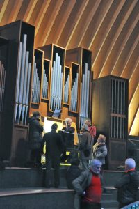 heures d'orgue
