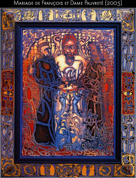 L'attribut alt de cette image est vide, son nom de fichier est Mariage-de-Saint-François-avec-la-pauvreté.jpg.
