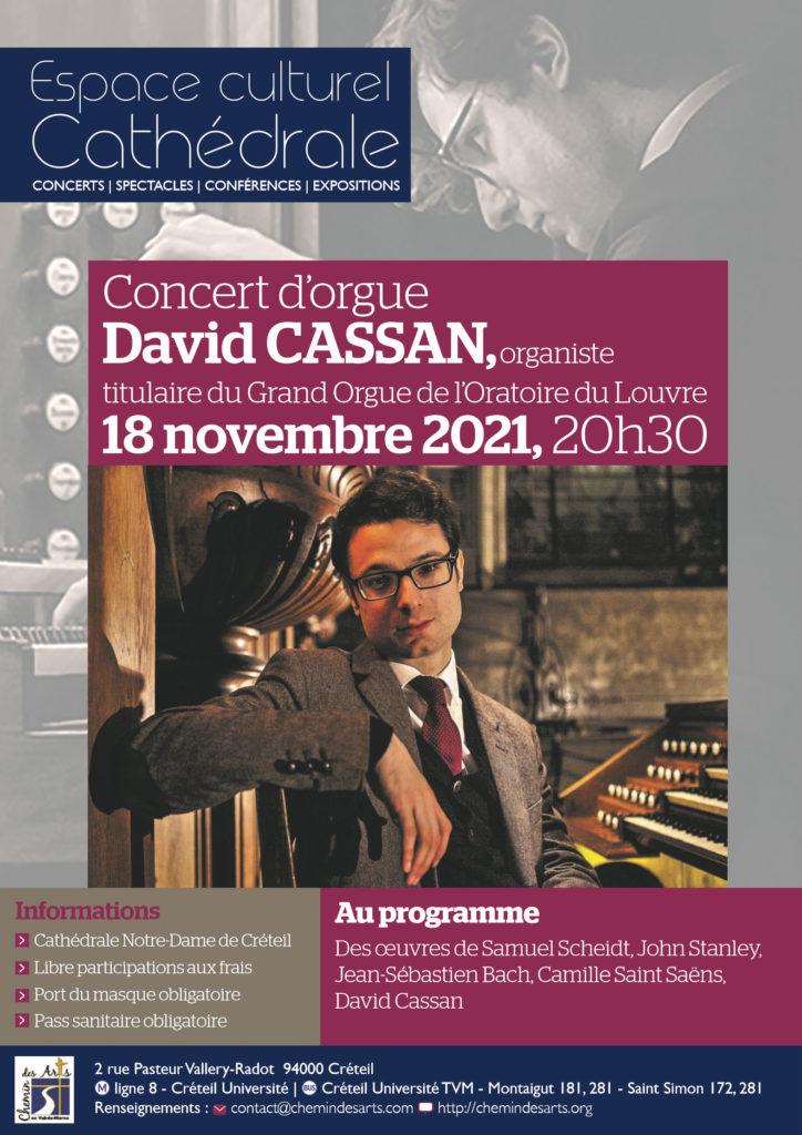 L'attribut alt de cette image est vide, son nom de fichier est affiche-concert-dorgue-David-Cassan-724x1024.jpg.